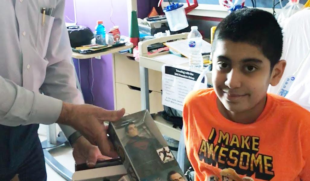 Fourth-Grader Receives TAH to Bridge Him to Heart Transplant | SynCardia
