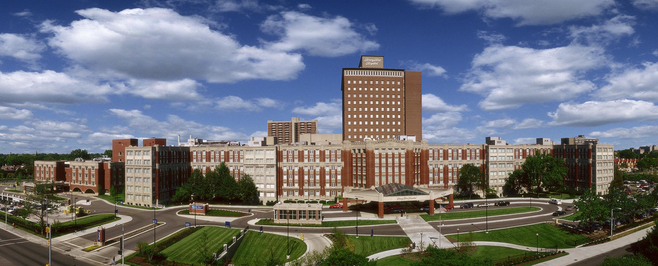Detroit Hospital